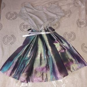 😍 NWT ~ Mermaid Metallic Dress 😍